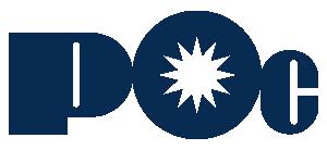 Logo POC studio animé